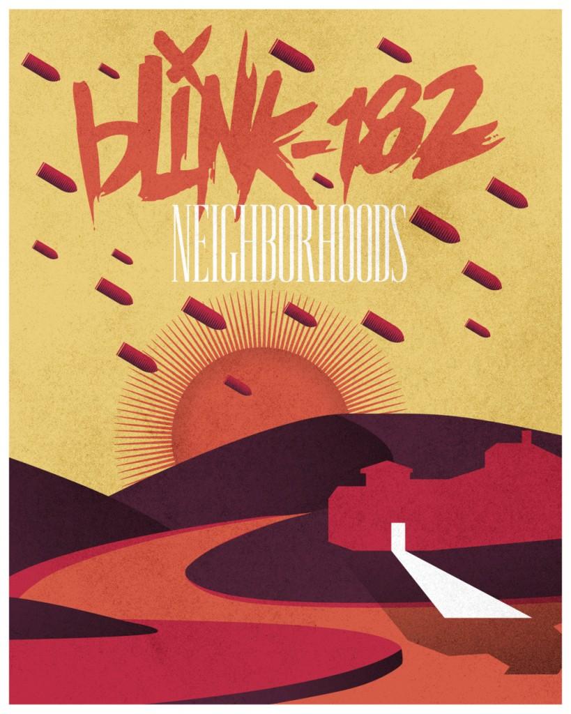 Neighborhoods Poster A2